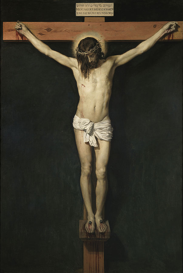 Diego Velazquez_Christ Crucified