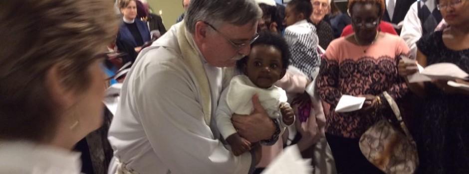 Micah Jartu Baptism