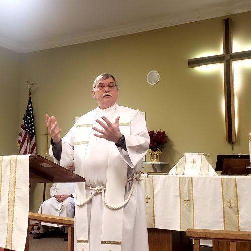 Fr. Jim Cheetham - Rector, Trinity Anglican Church